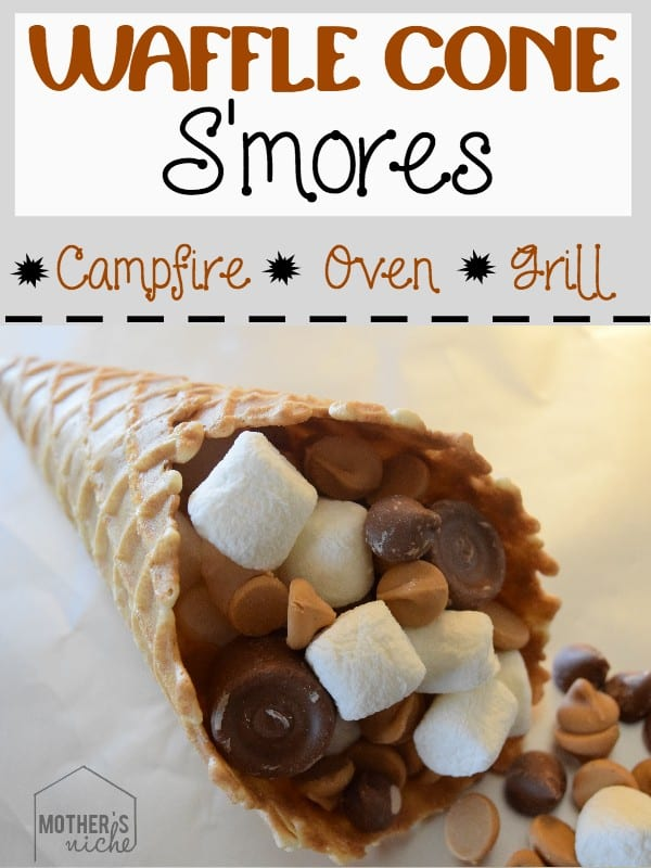 I typically don't go for s'mores, but these are the best I have ever had. Hands down.