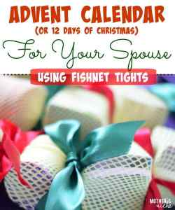 Fun ideas for spoiling your spouse this Christmas!