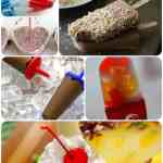 I'm drooling over all these popsicles and frozen treats! Don't think I can wait until summer!