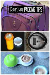 Packing Tips For Happy Travels
