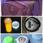 All the best packing tips and travel hacks on this site!