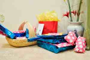 30 Days of Gifts (30th Birthday Ideas)
