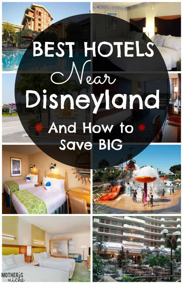 over 11 Disneyland hotels compared, and how to save big on your vacation