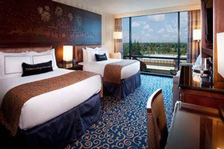 DisneylandHotelRoom
