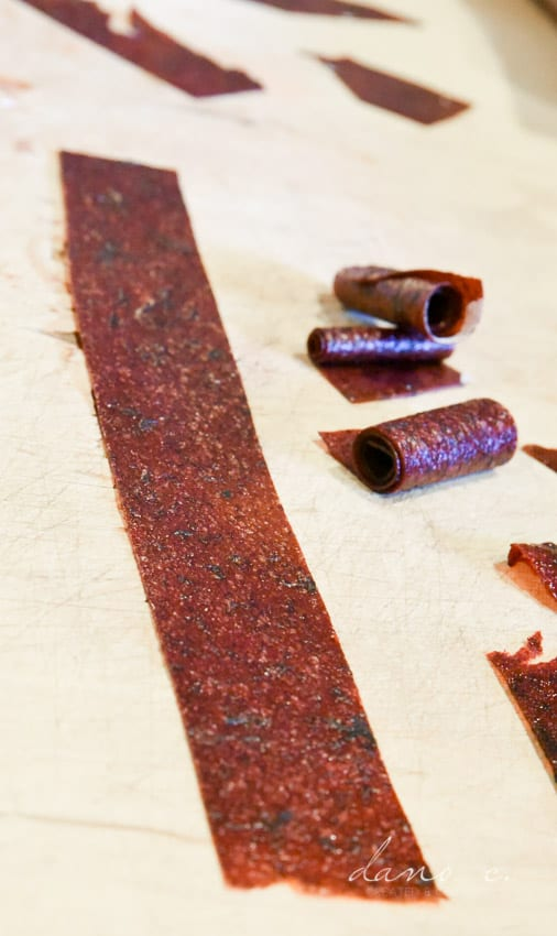 How to make your very own fruit leather