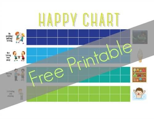 Happy-Sticker-Chart