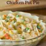 Homemade Chicken Pot Pie + Some other awesome freezer meal recipes!