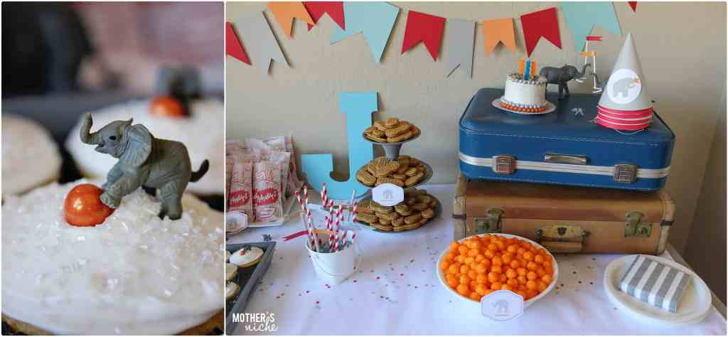 Cutest Party for Your Little Elephant Lover: Free Party Printables