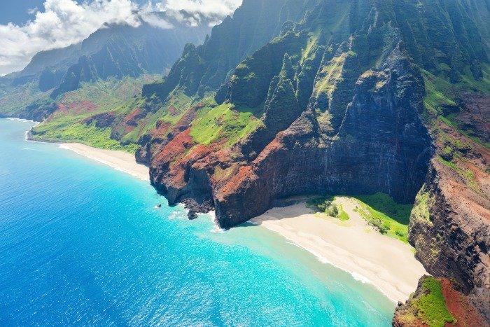 Maui vs Kauai: Na Pali Coast