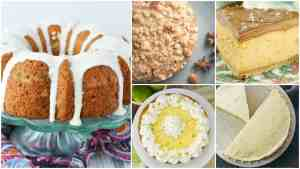 Best Instant Pot Recipes (Desserts Edition)