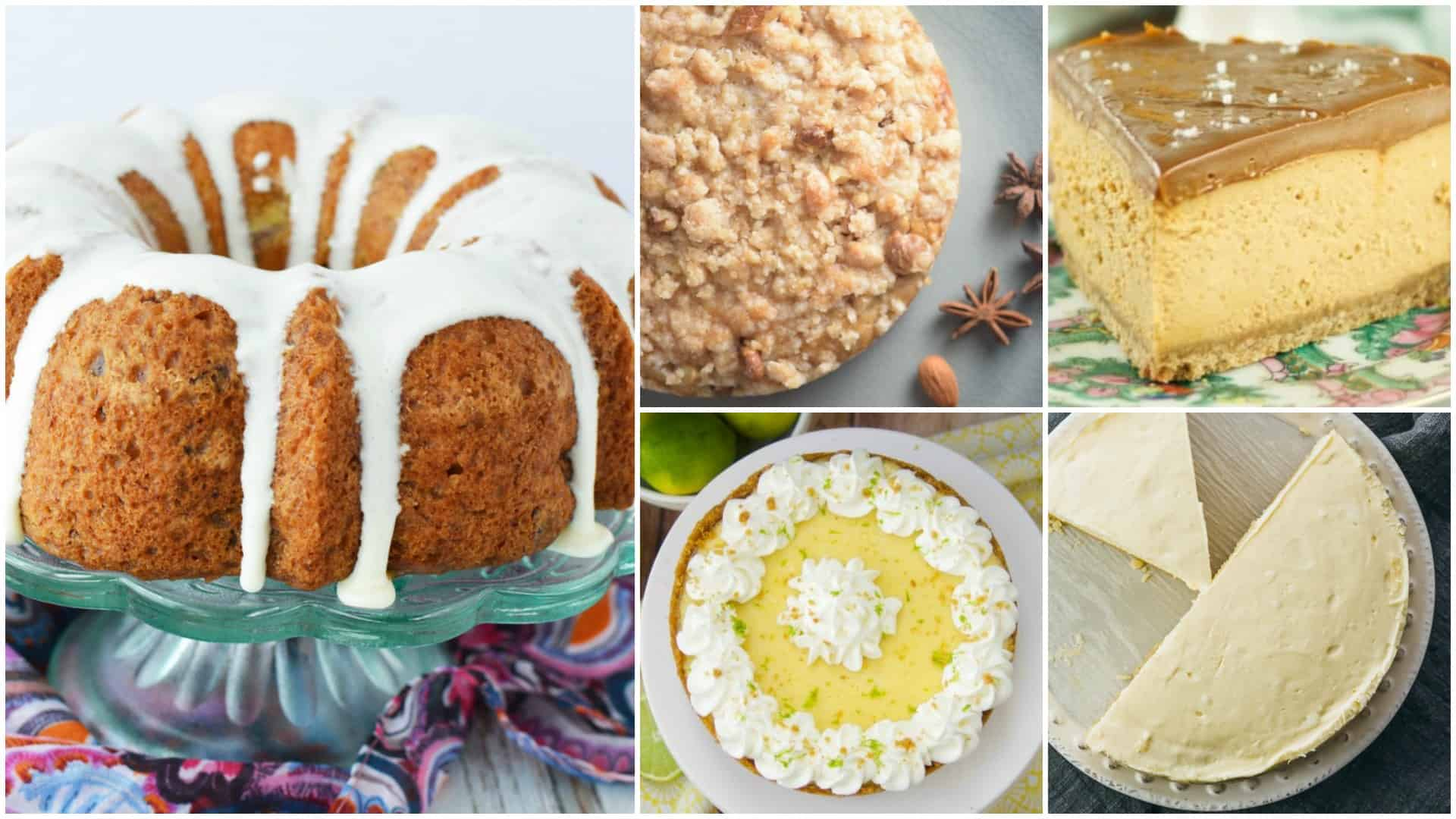 All the Best Instant Pot Recipes: Desserts Edition