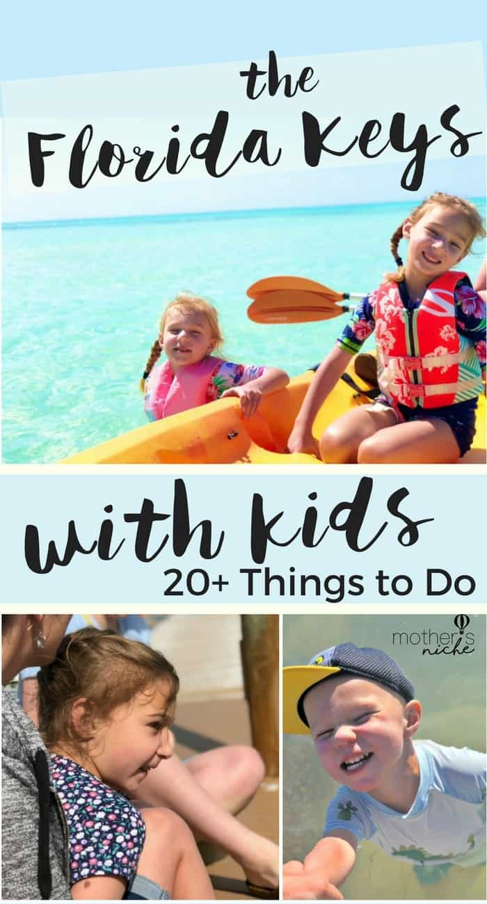 All the Fun Things to do in the Florida Keys With Kids