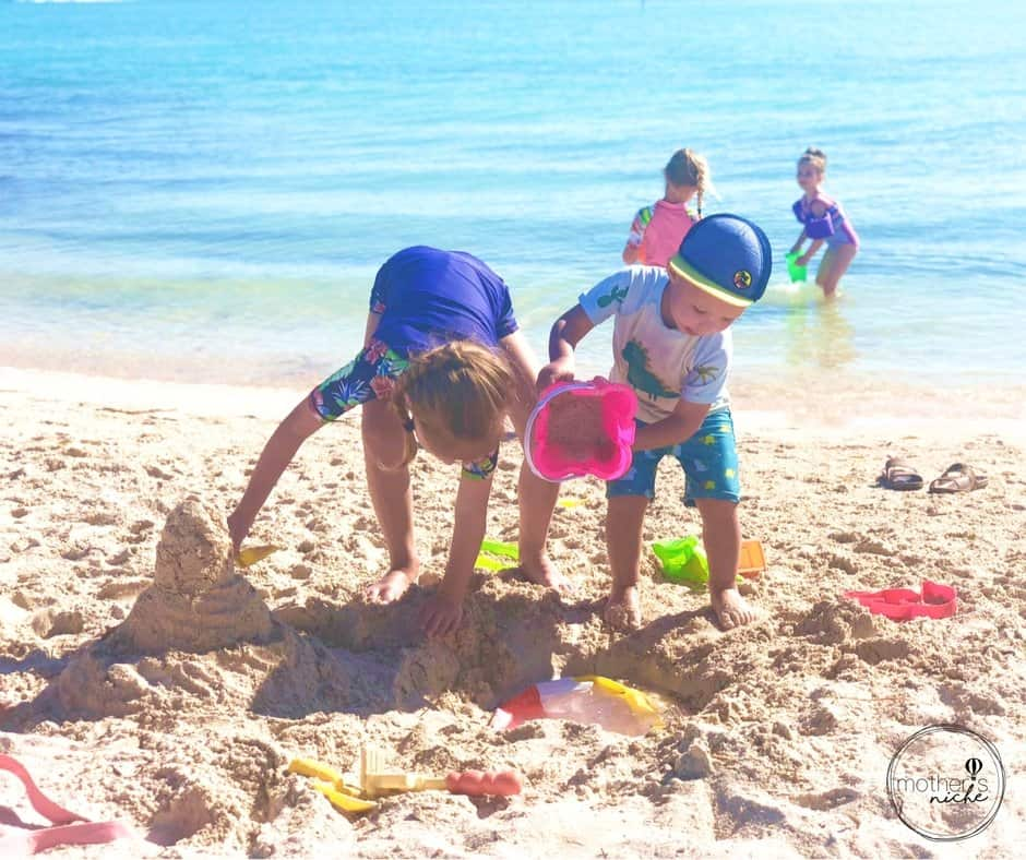 Sombrero Beach--Tips for the Florida Keys With Kids