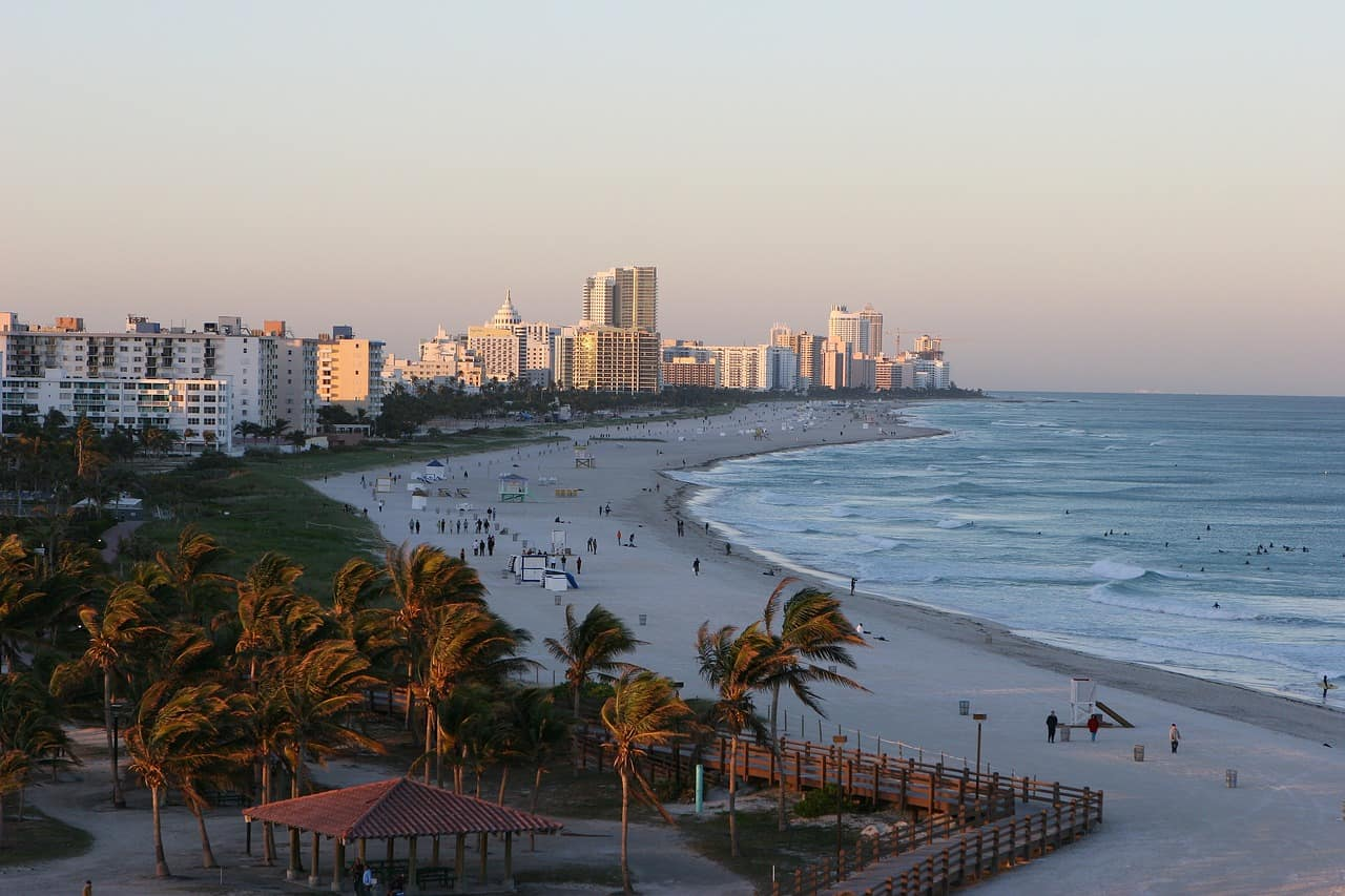 Best Beaches in South Florida: South Beach in Miami
