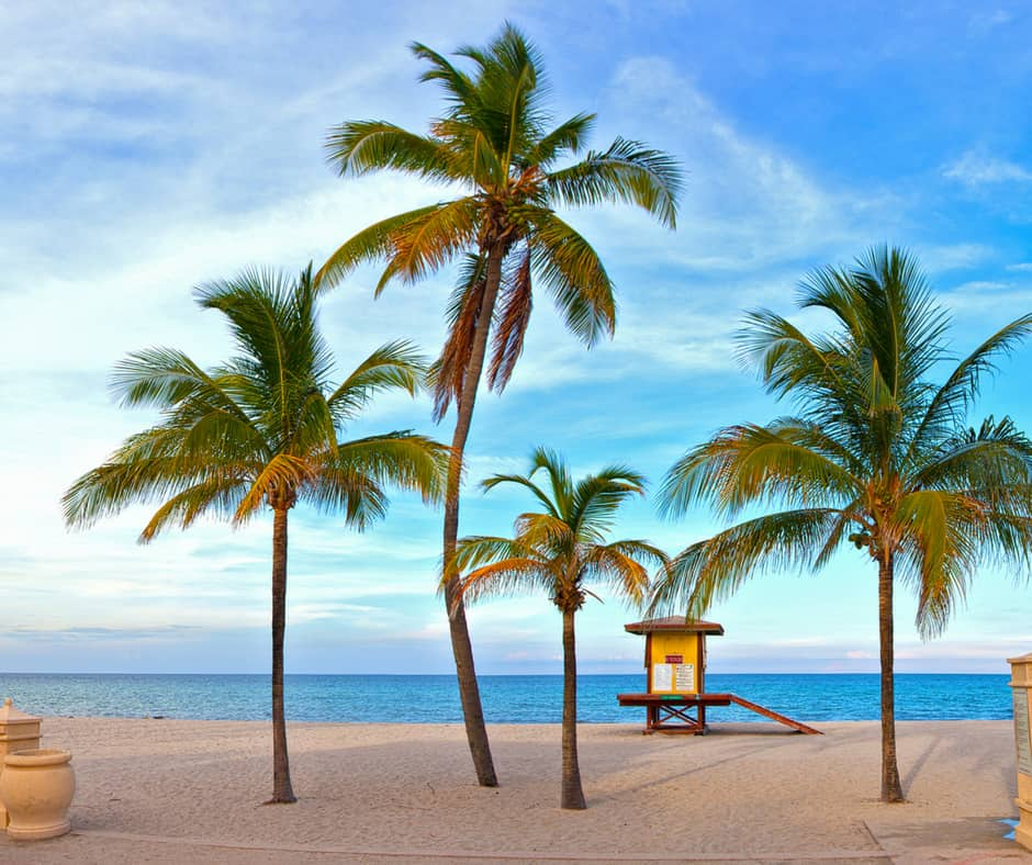 All the BEST Beaches in South Florida