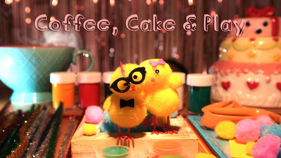 Coffe, cake & Play