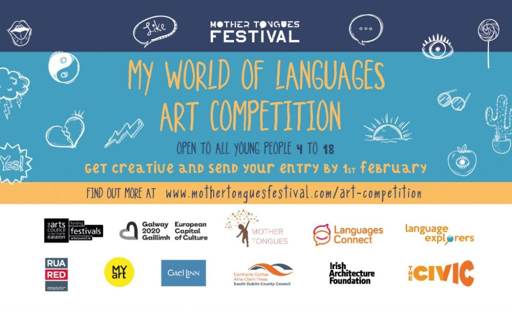 Mother Tongues art competition