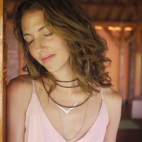 Interview with Erica Jago :: Co-Author of Art of Attention, Yoga Teacher and Artist