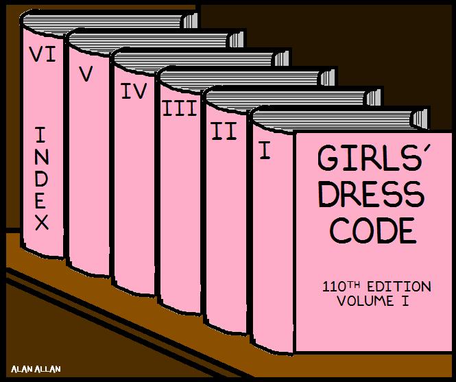 ourfamilystooduptodresscode