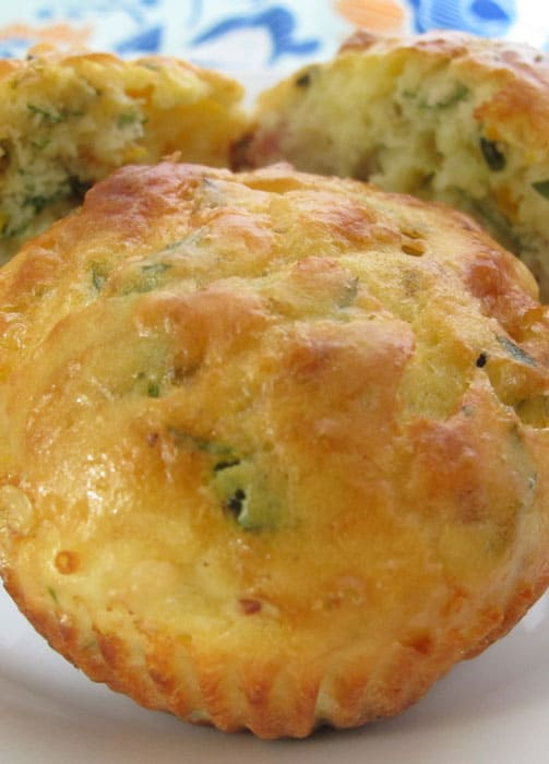 Easy Western Omelette Muffins