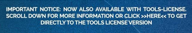 Tools License