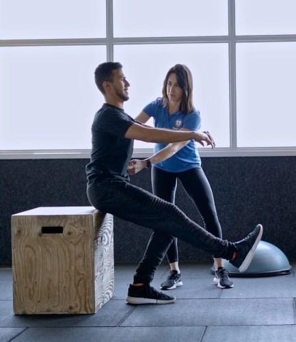 Female Personal Trainer Rotterdam
