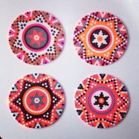 perles-a-repasser-motifs-geometriques-ronds