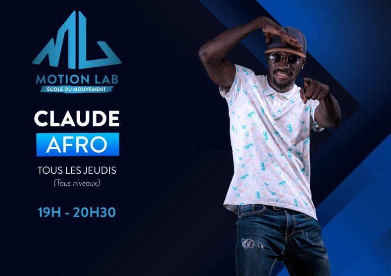 Claude - Afro