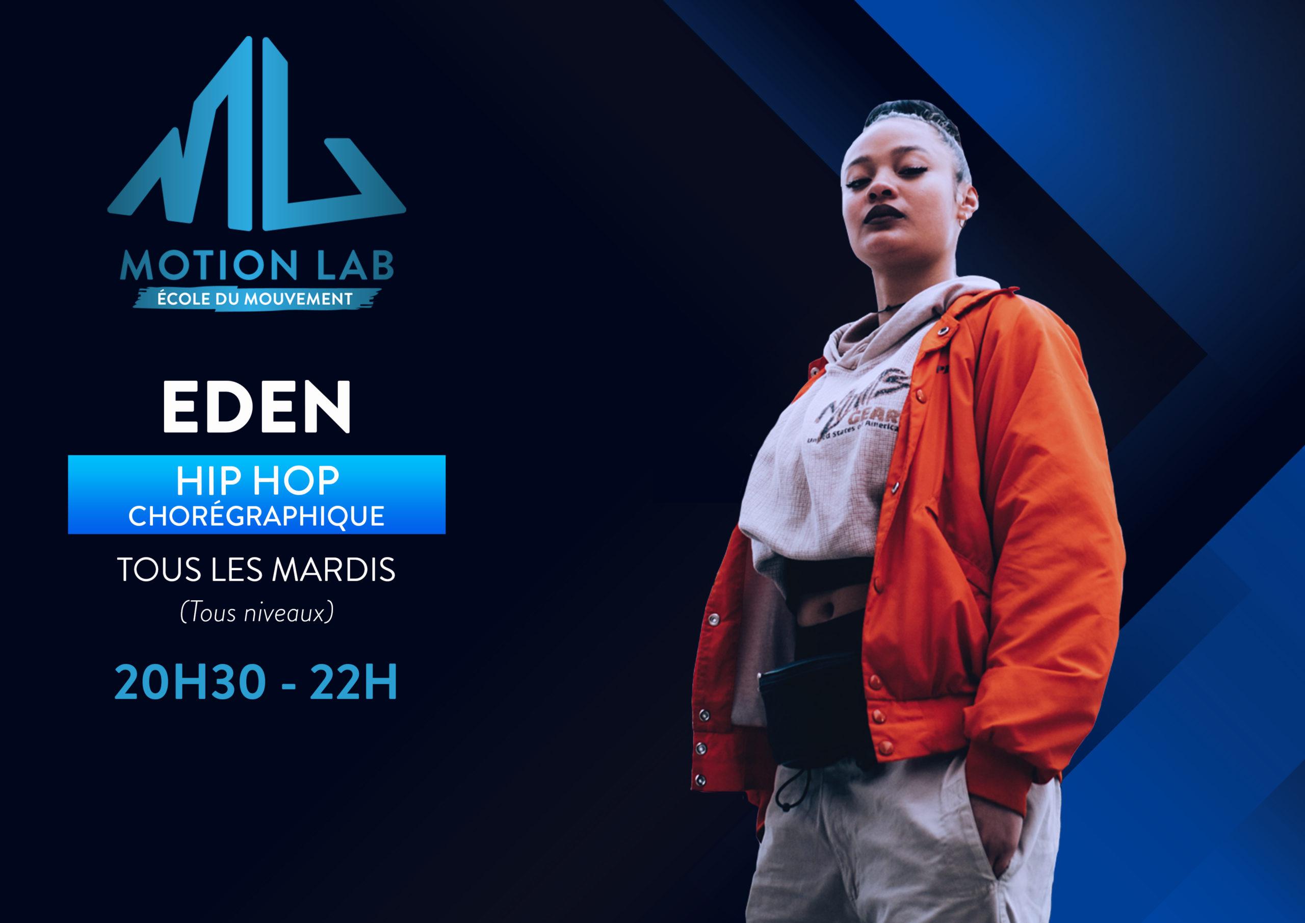Eden - Hip Hop Chorégraphique