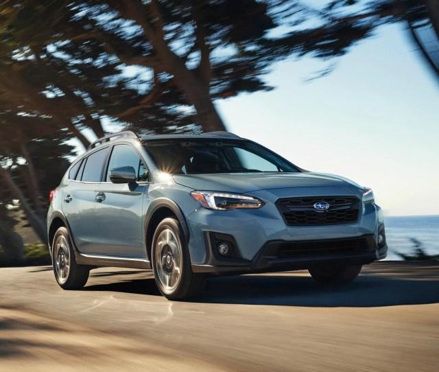 Subaru Of America Inc Announced The Debut Of The All New  Subaru Crosstrek At The New York International Auto Show The All New Crosstrek Is Built On