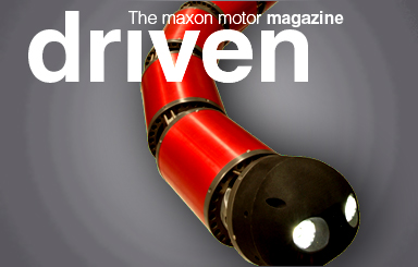 Motion Control - Maxon-Driven