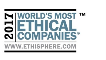 Volvo Cars named Most Ethical Companies in 2017