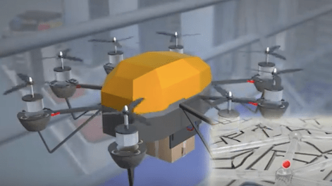 Airbus Helicopters Partners SingPost to test Skyways Autonomous Air Drone Delivery