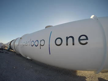 Hyperloop One Unveils its Vision for Future Urban Mobility in America