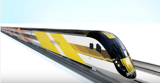 Brightline Express Rail Service Connects Urban Centres