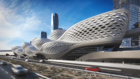 Riyadh Saudi Arabia World Largest Public Mass Transit System public transport urban mobility