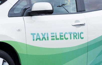 Electric Taxis coming to Langkawi EV vehicles BYD Nissan Leaf Hyundai Ioniq Kettha