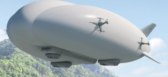 Hybrid Air Freighters Signs Letter of Intent to Purchase Lockheed Martin Hybrid Airships Hybrid Enterprises LMH-1