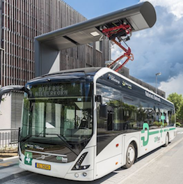 Volvo electric Bus 7900 Receives Largest Ever Order of Fully Electric Buses for Norway electromobility sustainable urban mobility