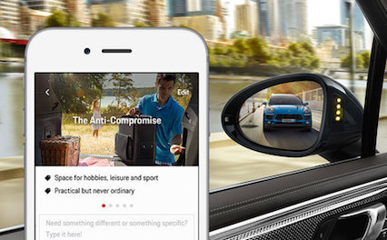 Porsche Launches Passport a Sports Car and SUV Subscription Program car sharing urban mobility