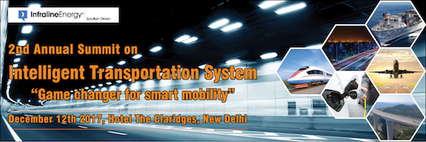 ITS Intelligent Transport System Summit 2017 India urban mobility