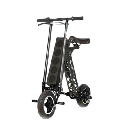 GO Automobility LA URB-E PRO GT Foldable elctric scooter