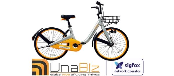 oBike Singapore and Taiwan to use LPWAN to Track Bikes UnaBiz Sigfox bike sharing rental sustainable urban personal mobility