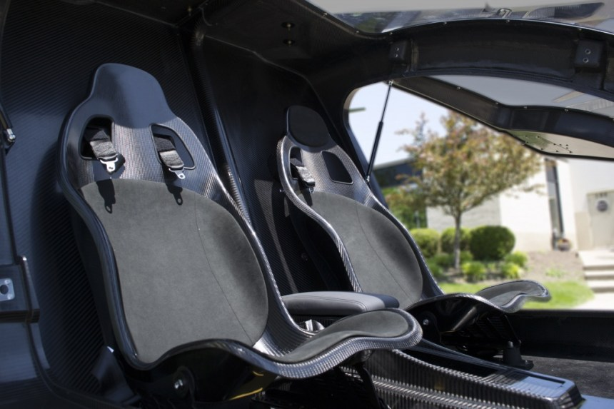 Workhorse to Showcase World's First Personal Hybrid Electric Octocopter interior urban air mobility