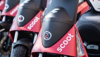 Electric Scooter Sharing Scoot adds Electric Bicycles to its Fleet bike sharing EV rental urban mobility