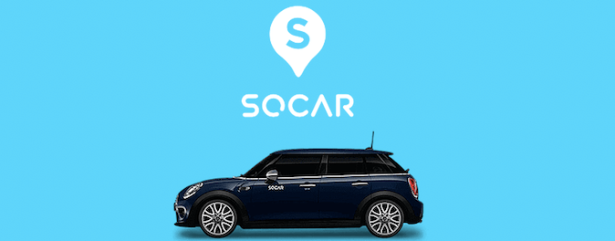 SOCAR Joins The Malaysian Car Sharing Fray rental urban mobility