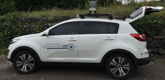Velodyne LiDAR Partners with UMS for Autonomous Vehicle Testing in South Korea autonomous vehicle driving urban mobility