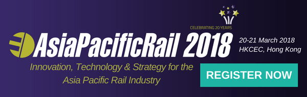 Asia Pacific Rail Summit 2018 Hong Kong urban rail urban mobility