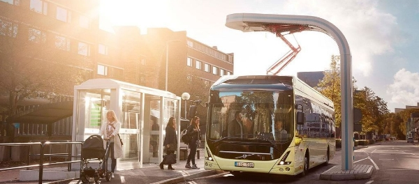 Volvo and NTU to Trial Autonomous Electric Buses in Singapore 7900 sustainable urban mobility