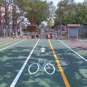 Kuala Lumpur Bicycle lanes network Chiang Mai cycling lane network world bank fund NMT sustainable urban mobility